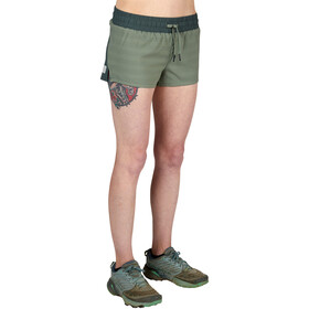 Ultimate Direction Stratus Shorts Women camo green